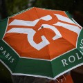 Rains Stops play French Open Roland Garros