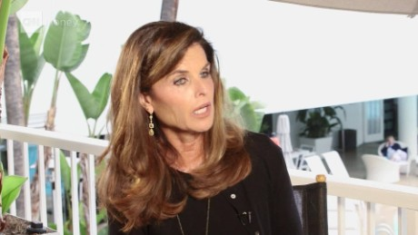 maria shriver donald trump women voters cnnmoney_00010222