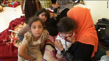UNICEF: 20,000 children trapped in Falluja