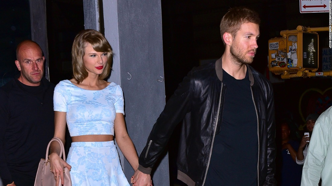 "<a href=""http://www.people.com/people/package/article/0,,20981907_21010218,00.html"" target=""_blank"">People reported</a> that singer Taylor Swift and producer Calvin Harris split after 15 months."