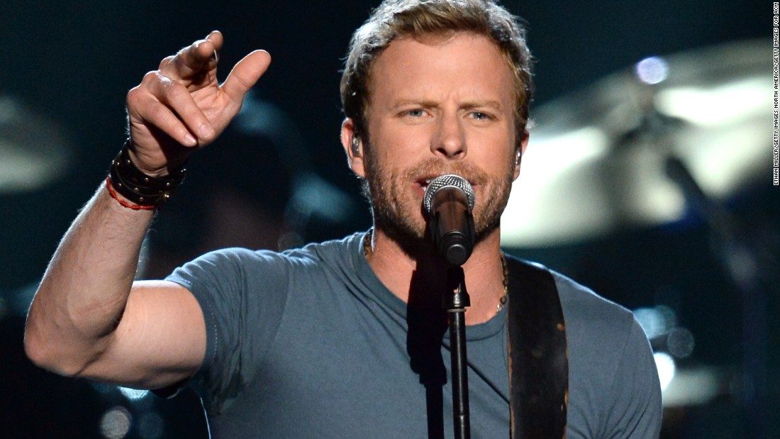 Dierks Bentley Talks New Album Quot Black Quot Donald Trump And