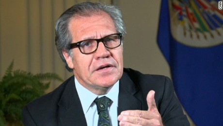 Interview Luis Almagro