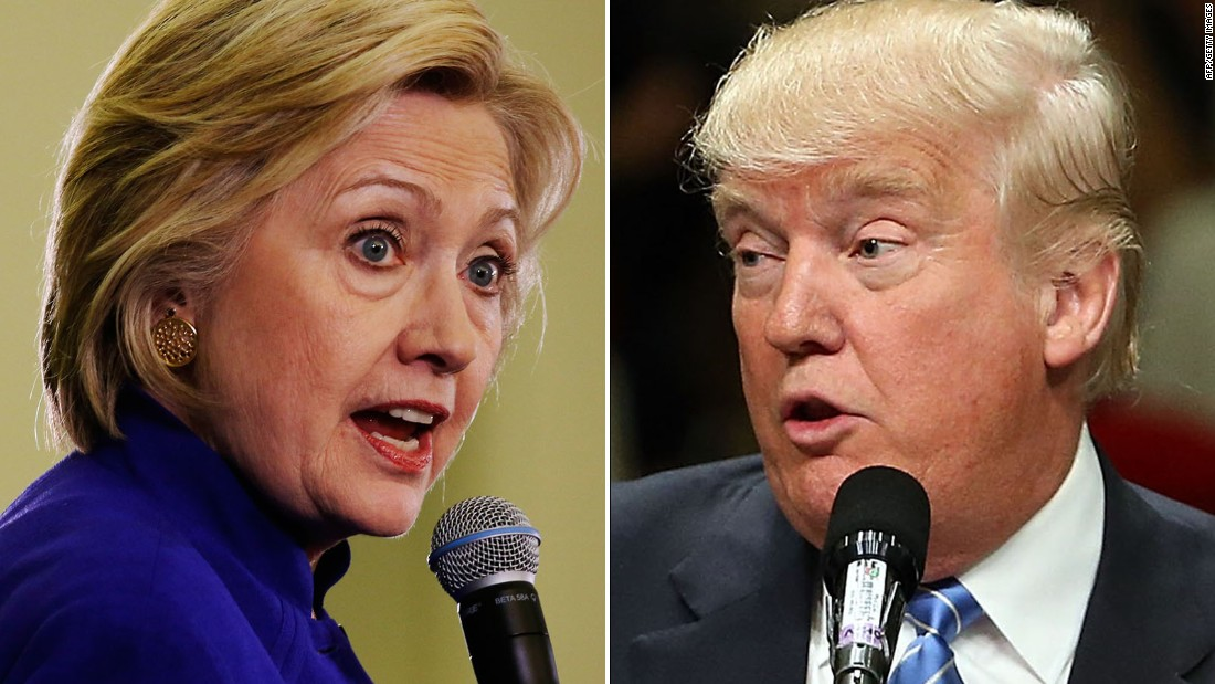 Clinton, Trump battle on Twitter: 'Delete your account'