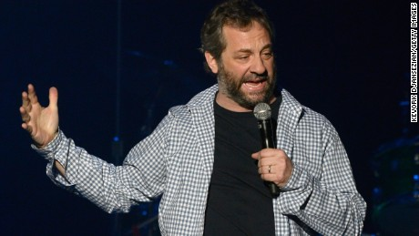 "Judd Apatow says the ""Ghostbusters"" reboot  ""stars the funniest people on Earth."""