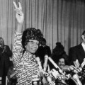 06 women candidates for president Shirley Chisholm RESTRICTED