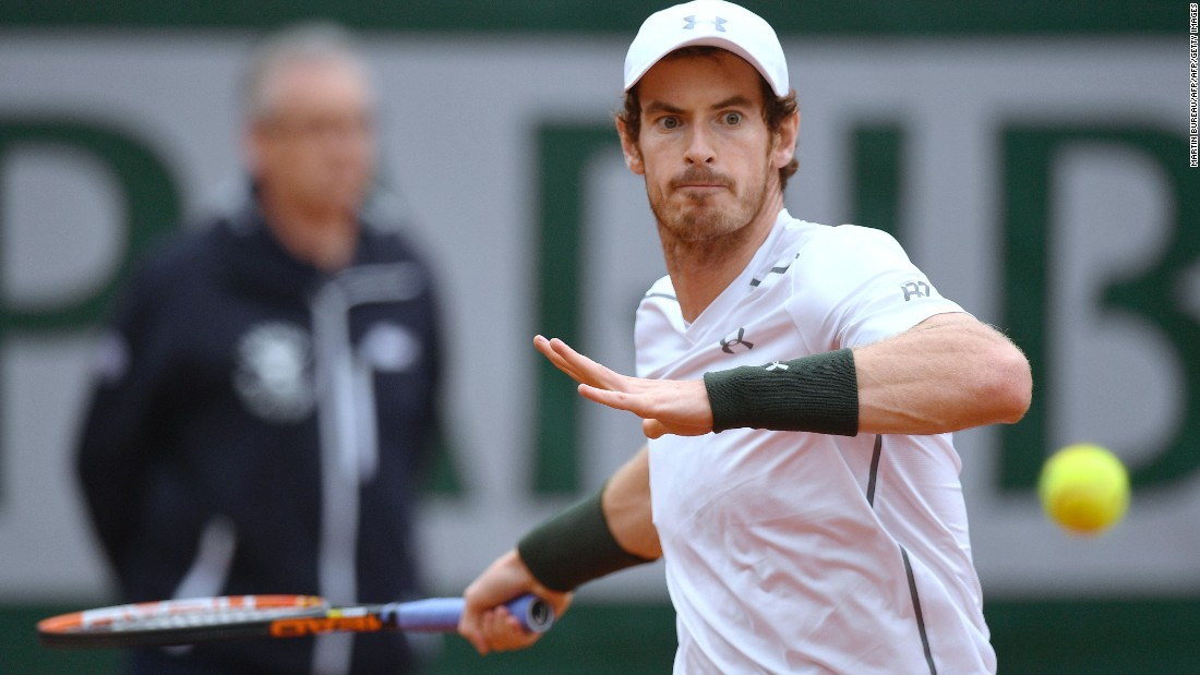 Murray took the first set of the encounter but was going up against a career record of 10 wins and 23 losses against Djokovic.