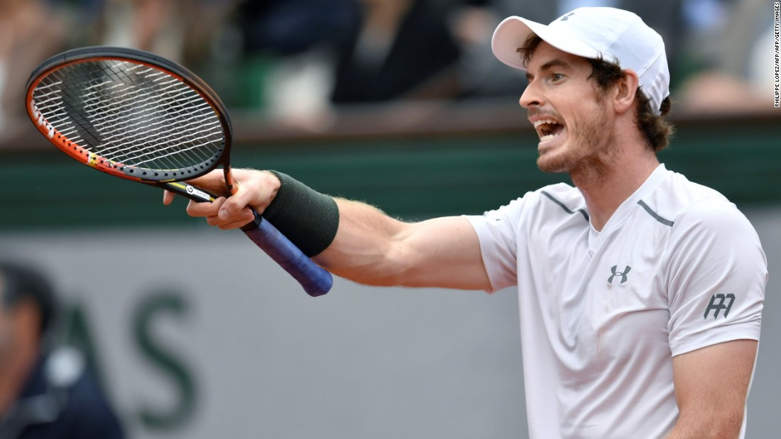 It was the perfect preparation for the French Open, with Murray seeing off big servers Ivo Karlović and John Isner in the early rounds at Roland Garros, before defeating Richard Gasquet and defending champion Stanislas Wawrinka to reach the final. It all led to yet another showdown against Djokovic, but the Serb was once again too strong.