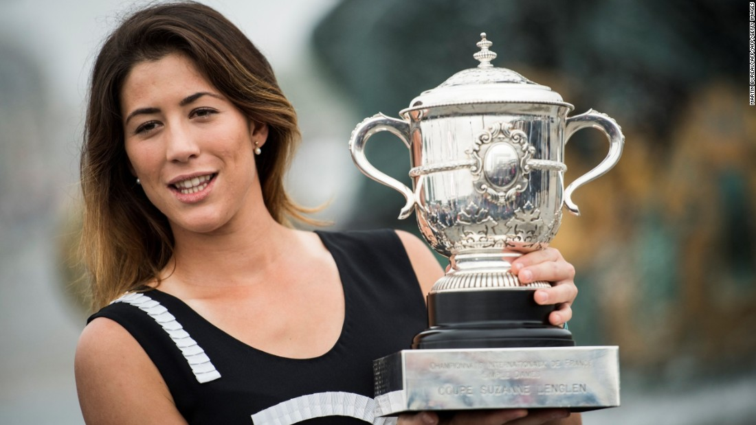 Garbine Muguruza won the first grand slam of her career at the French Open by defeating Williams. Since that time, however, the Spaniard has struggled.