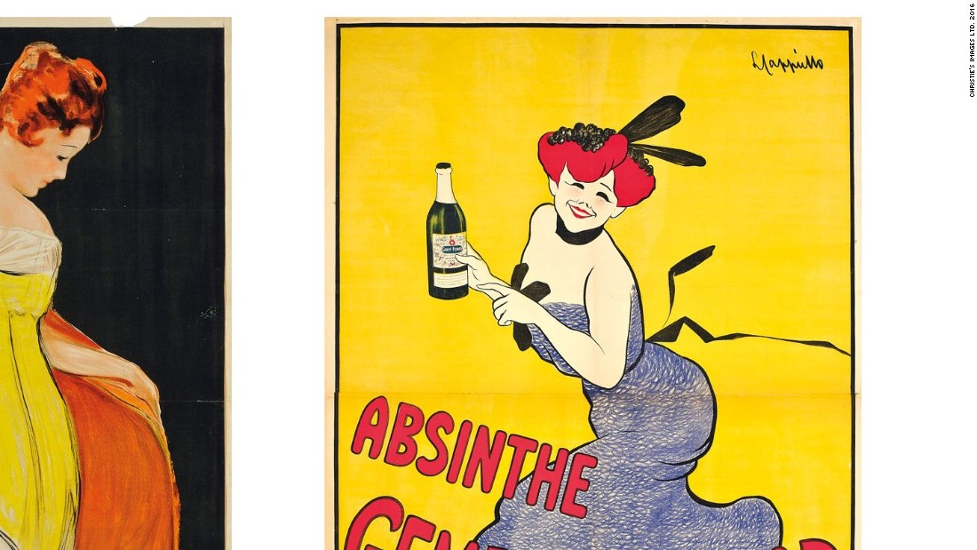 Rare posters stolen by Nazis to be sold
