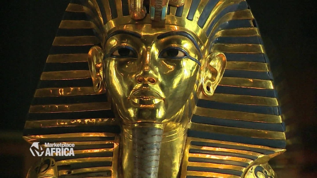 Egypt looks at ancient history to find new gold