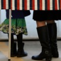 10 kids voting booths