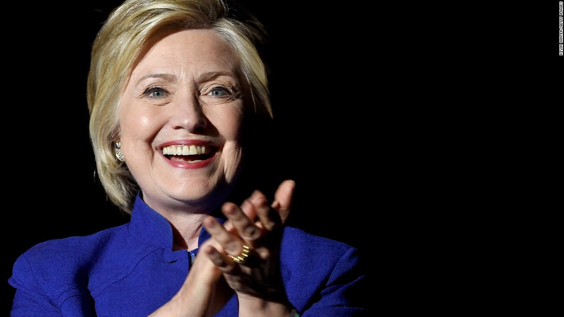 Hillary Clinton, a former first lady, U.S. senator and secretary of state, claims her place in history on Tuesday, July 27, after becoming the Democratic Party's nominee for U.S. President. She would be the first woman in U.S. history to lead the ticket of a major political party.