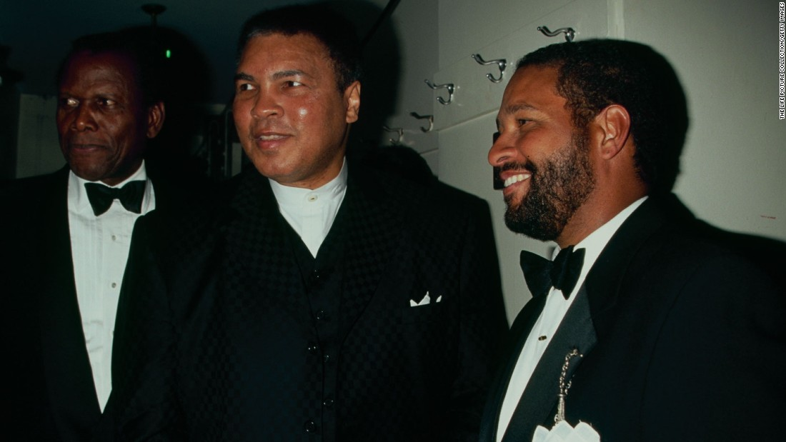 "Journalist Bryant Gumbel, right, will be among those eulogizing Ali on June 10. Ali was a good friend to the former ""Today"" show host and sportscaster, the show said."