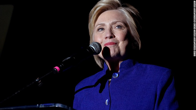 Hillary Clinton to declare victory this evening, make history