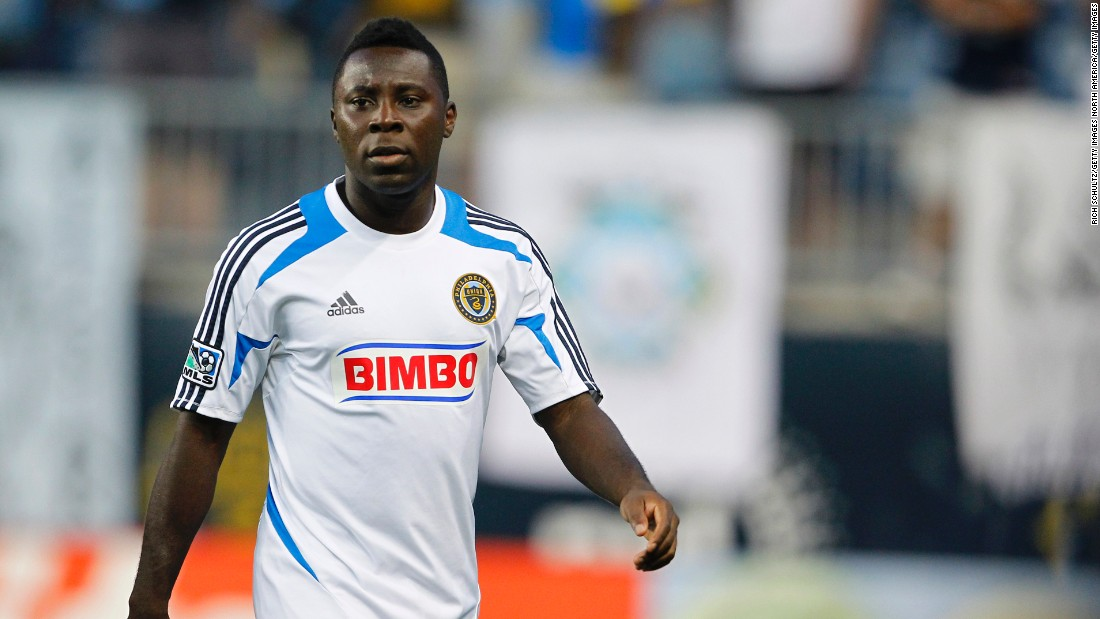 Freddy Adu was once hyped as a future American star, and featured on a Sports Illustrated cover at age 15. He moved to Europe early on but returned to the U.S. in 2015 after failing to establish himself at a series of clubs.
