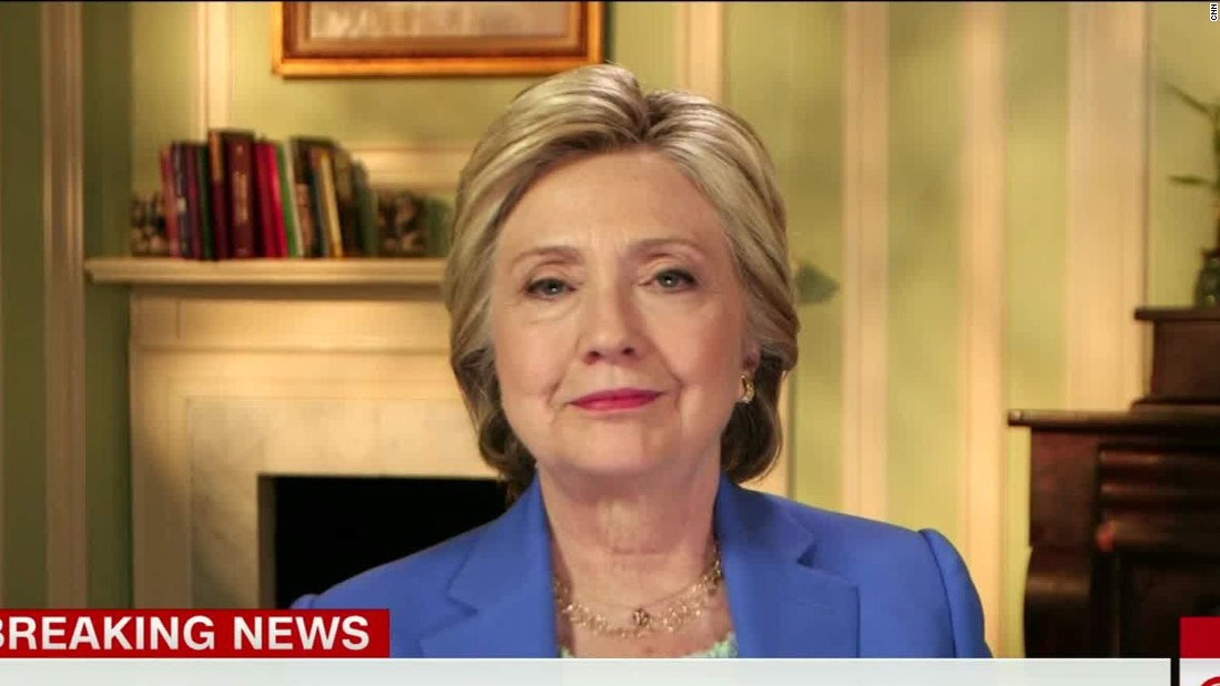 Hillary Clinton begins vice presidential search