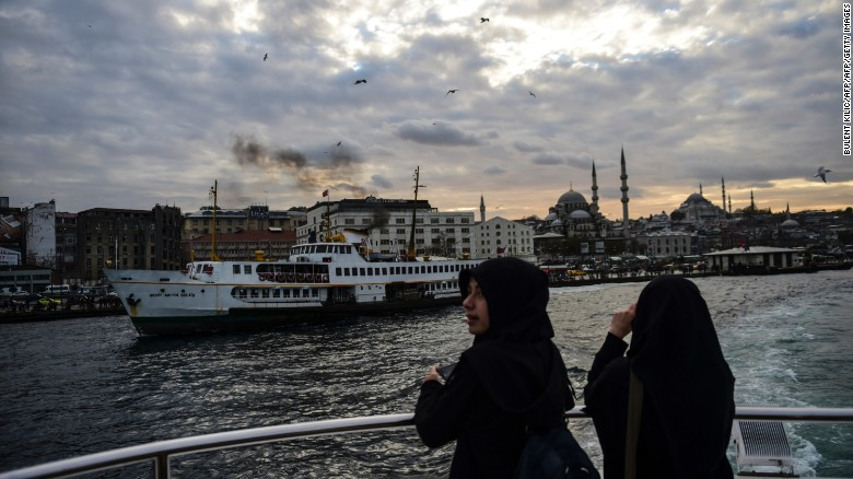 What's it like being a woman in Turkey?