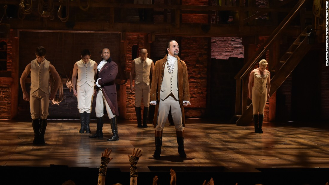 Why 'Hamilton' became a phenomenon