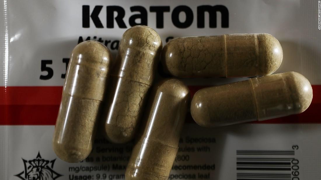 Kratom to join heroin, LSD on Schedule I drug list