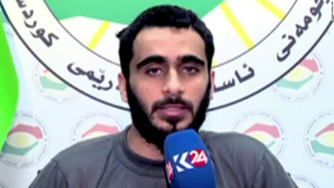 American who fought for ISIS charged