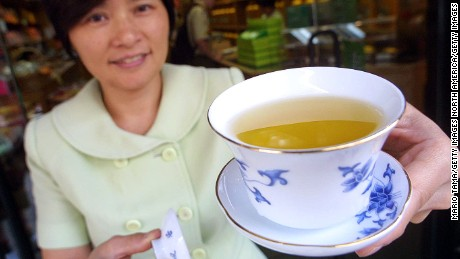 Can green tea boost your brainpower and treat disease?