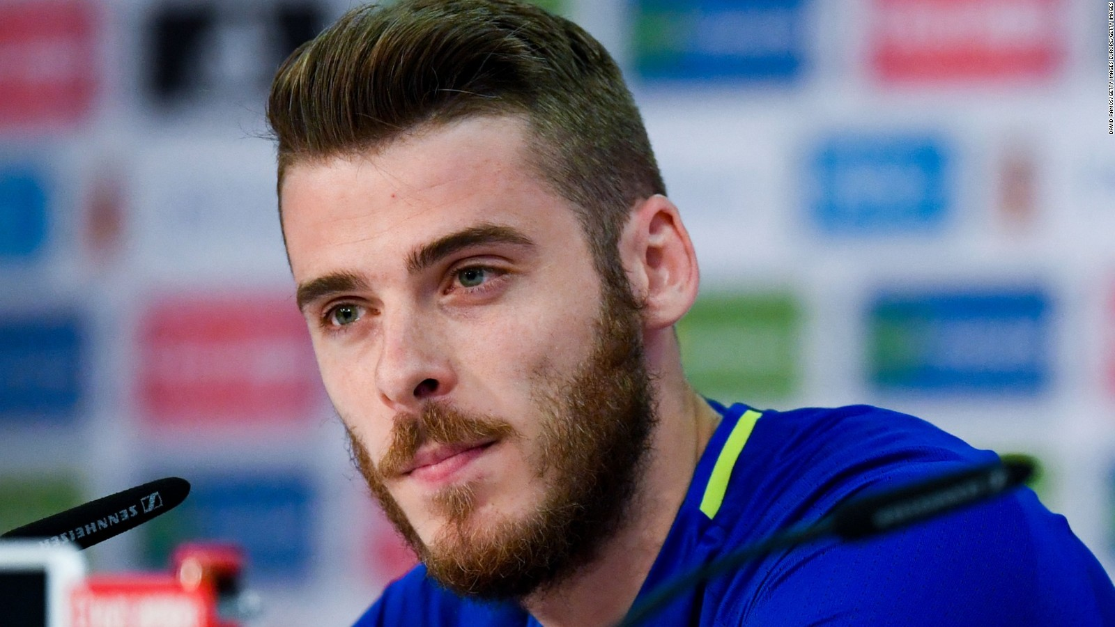 David de Gea denies party claims CNN