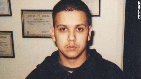 Ruben Rodriguez was moving away from gang life when he was gunned down in 2000.