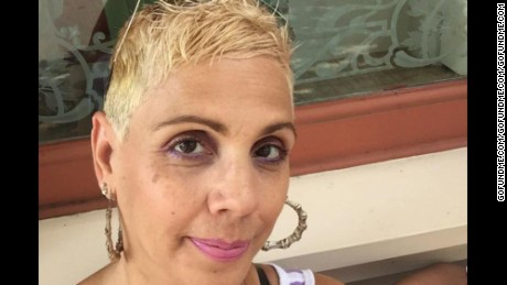 Brenda Lee Marquez McCool, 49, is one of the victims who was killed after a gunman opened fire at a nightclub in Orlando, Florida on Saturday night, killing 49 people and injuring 53 others.