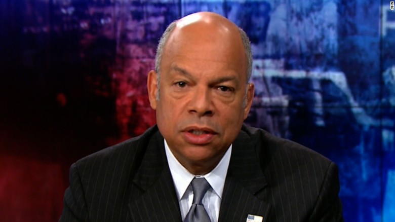 Jeh Johnson gun control homeland security orlando shooting newday_00000000