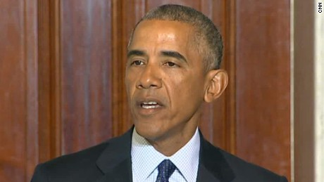 Obama: 'Our mission is to destroy ISIL'