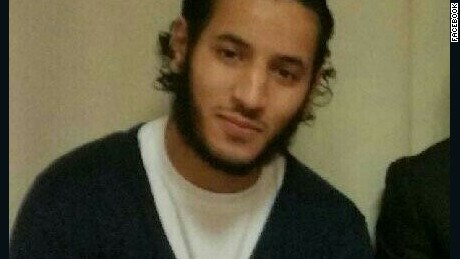 Islamic extremist Larossi Abballa  pledged allegiance to ISIS' leader in a Facebook video.