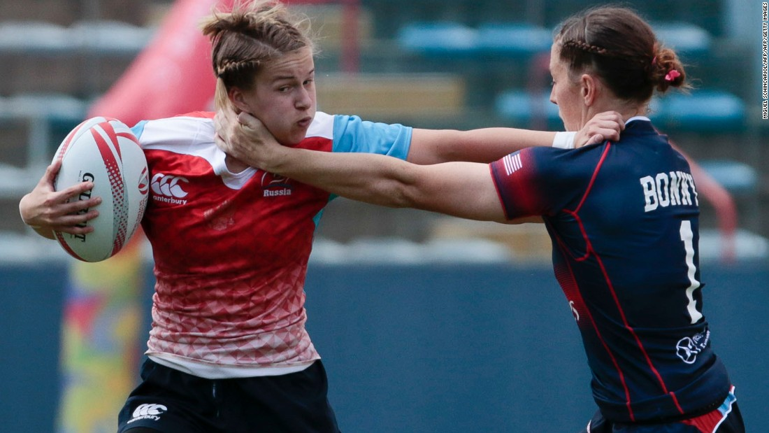 Russia's women are hoping to make it to the Olympic Games in Rio de Janeiro by winning next weekend's sevens repechage event in Ireland from 15 rival nations.