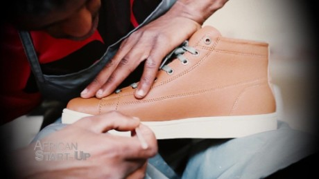 Why your next shoes could be made in Ethiopia