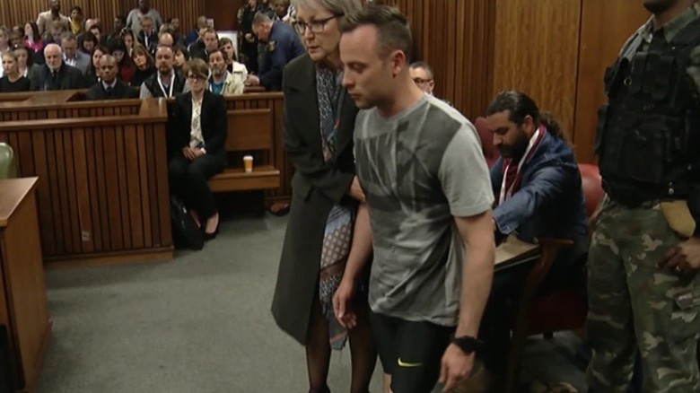 Prosecutors seek  tough sentence in Pistorius case