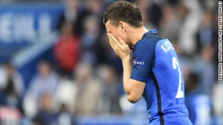 France's failed to sparkle in a turgid first half.