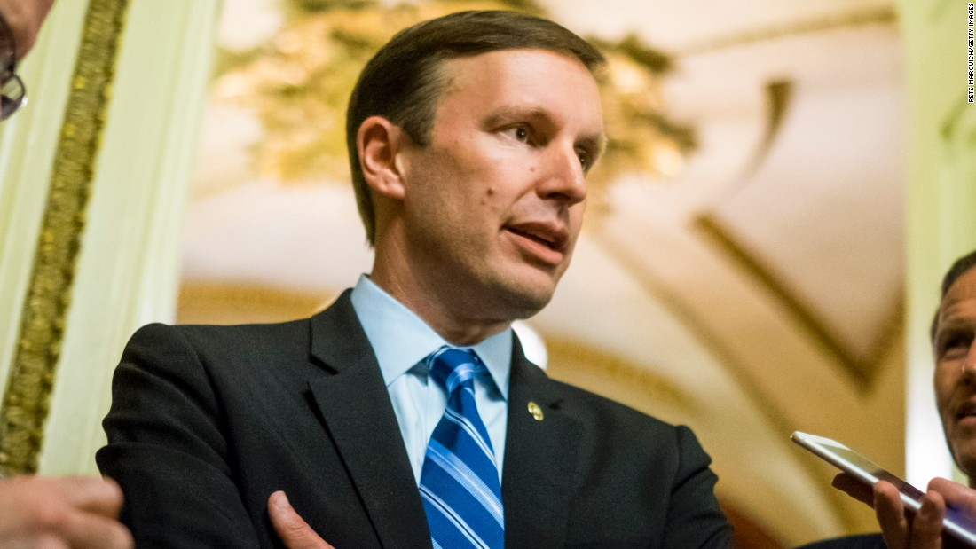 Connecticut Sen. Chris Murphy