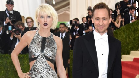 Tom Hiddleston says it's the real deal with him and Taylor Swift.