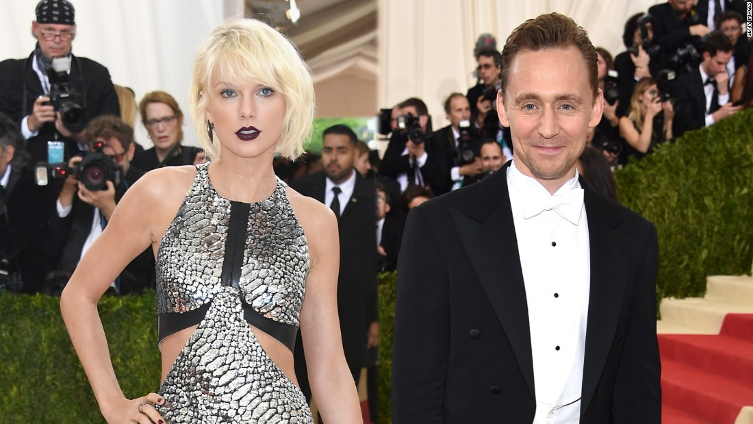 Tom Hiddleston and Taylor Swift are 'together,' for real