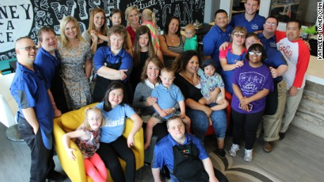 GiGi's Playhouse helps people with Down syndrome develop job and life skills