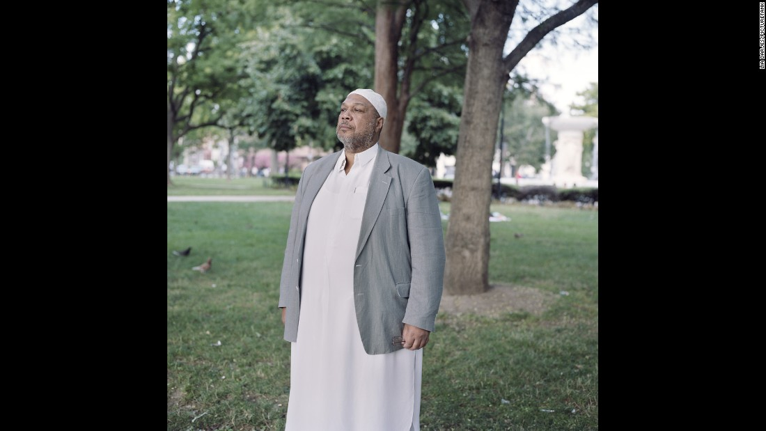 """As an inclusive imam who is also gay, I understand the turmoil of homosexual Muslims,"" said Daayiee Abdullah, shown here in Washington. ""When I converted to Islam 34 years ago, I wasn't speaking Arabic yet. I was studying at Beijing University, and the first Quran I read was in Mandarin. That was a blessing for me. To get to know Islam in the Near East and the West, living there to continue forming my understanding that Islam is not monolithic, was necessary. It is not only a religion or belief. It is also a formulation that depends upon the culture it enters. Allah demonstrates there is a great diversity already in creation. The question is: Do we respect that?"""