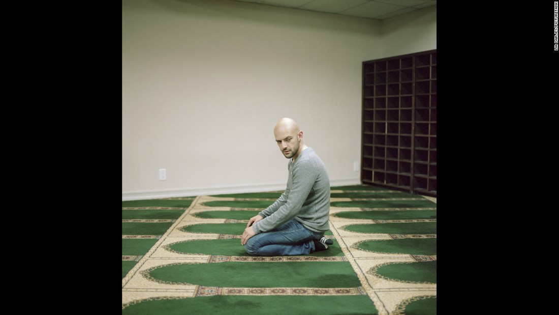 """When I converted to Islam a couple of years ago, (being gay) wasn't an issue for me. I had just realized that I wanted to be a Muslim,"" said Jason in Los Angeles. ""And being a Muslim at that moment, as a very early young Muslim, it was all about my connection with God, and getting close to God. A month later, I realized that I needed to look to what the Quran and everybody says about being gay. ... And everything was extremely negative, very, very negative. And it was very disturbing to me."""