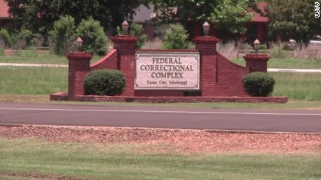Botulism outbreak suspected at federal prison
