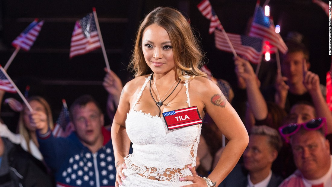 "TV personality Tila Tequila is so enthusiastic about her support for Donald Trump that <a href=""https://www.youtube.com/watch?v=Hal4LmPRB9I"" target=""_blank"">she made a YouTube video</a> explaining why she thinks everyone should vote for him."