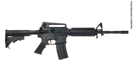Supreme Court lets stand law banning some semi-automatic assault weapons
