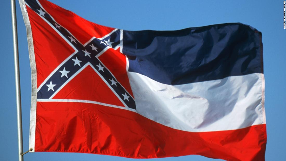 black judge removes mississippi state flag from courtroom