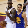 LeBron Steph Curry nba finals 5