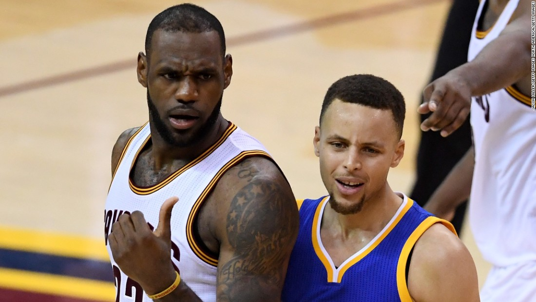 NBA Finals: Curry, James legacies riding on Game 7 - CNN