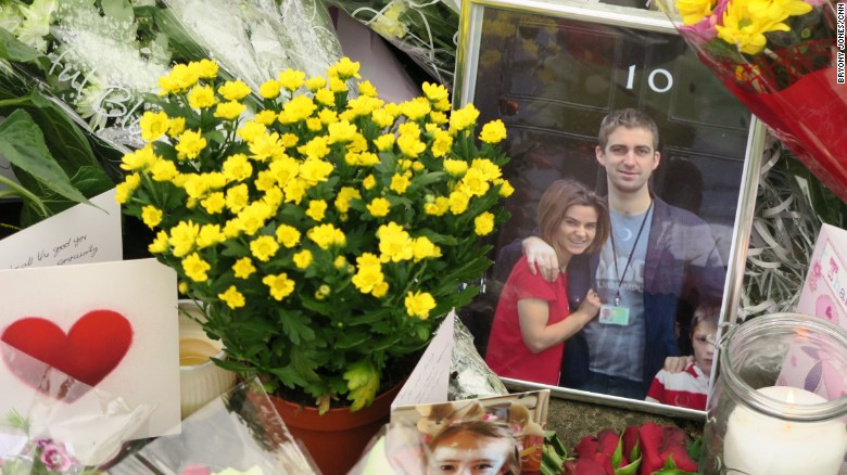 Tributes honor Jo Cox