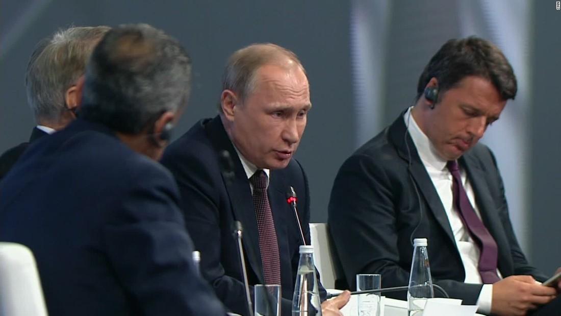 Vladimir Putin writes Independence Day message to Obama