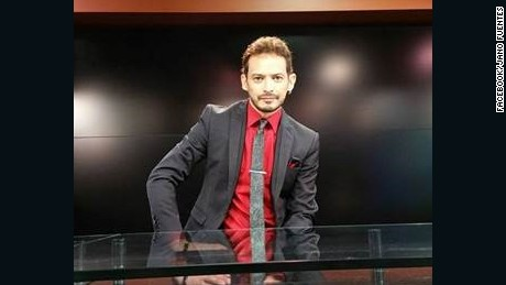 "Singer Alejandro Fuentes-Rosas, who appeared on Mexico's ""The Voice,"" was shot in Chicago on his birthday."